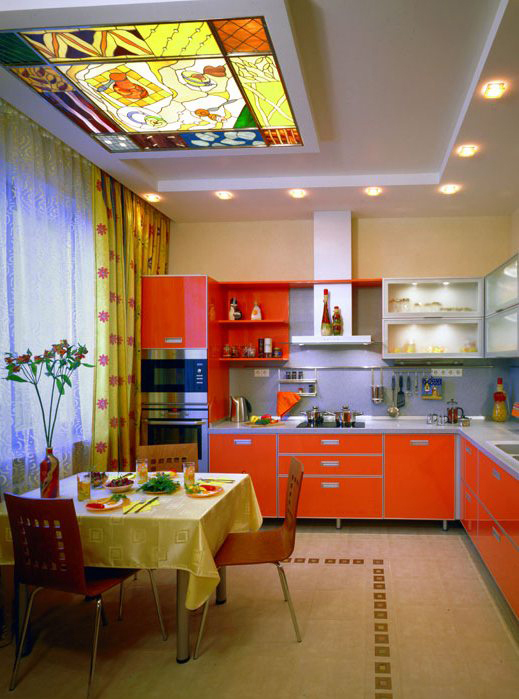 интерьер кухни - фото № 519