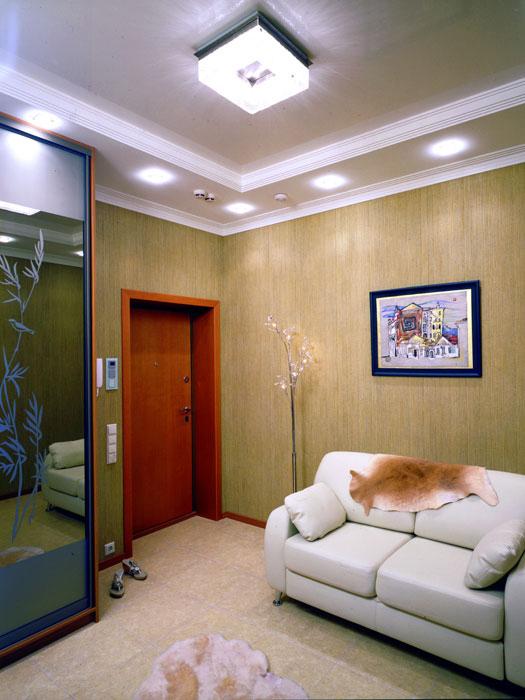 интерьер холла - фото № 5770