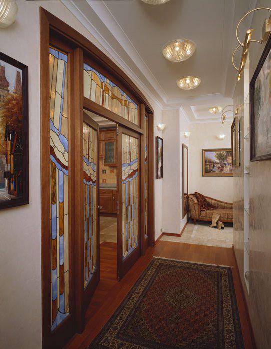 интерьер холла - фото № 537