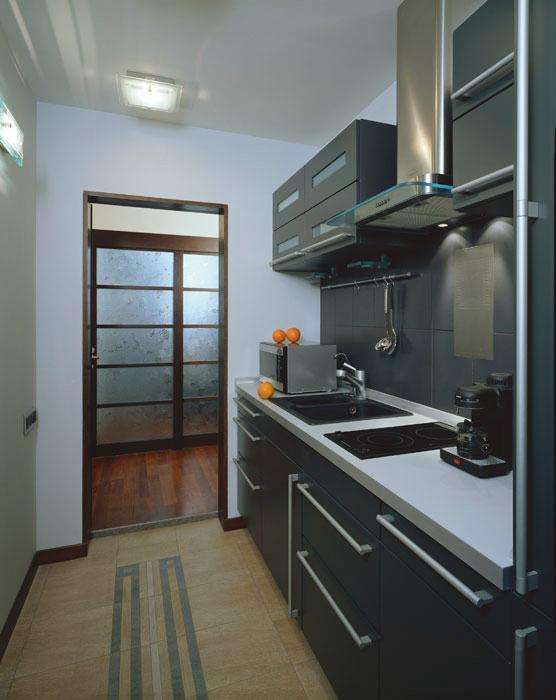 интерьер кухни - фото № 542