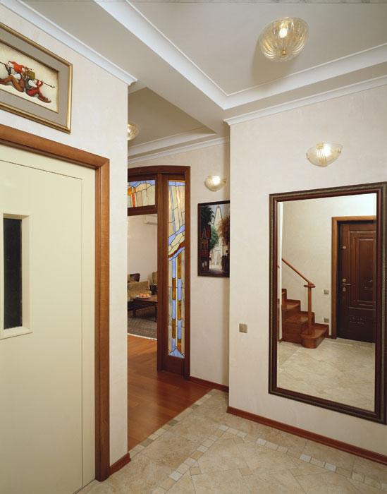 интерьер холла - фото № 549
