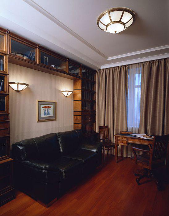 Фото № 547 кабинет библиотека  Квартира