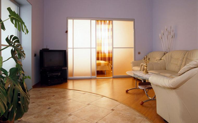 Квартира. гостиная из проекта , фото №574