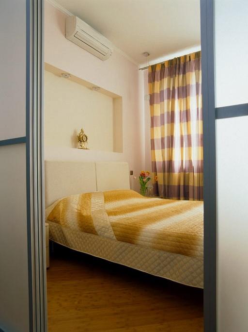 Квартира. спальня из проекта , фото №572