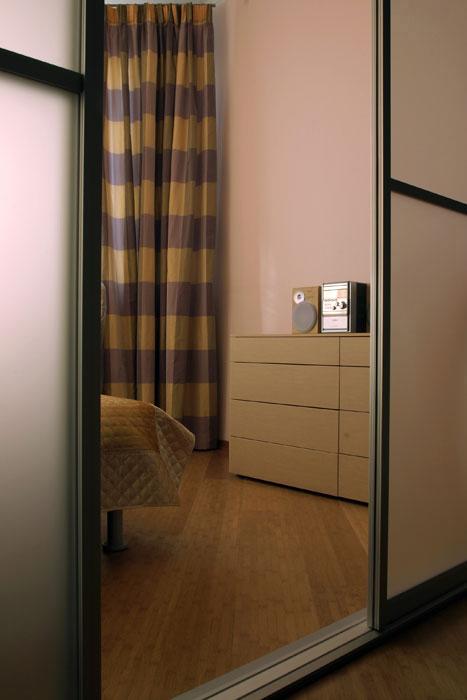 Квартира. спальня из проекта , фото №573