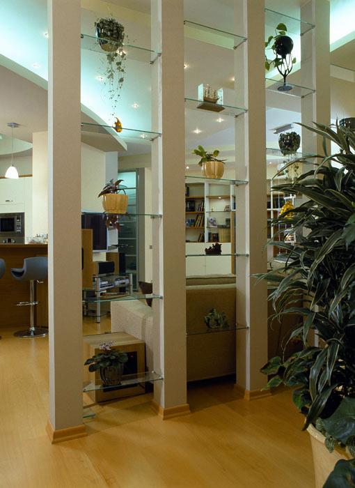 Квартира. гостиная из проекта , фото №591