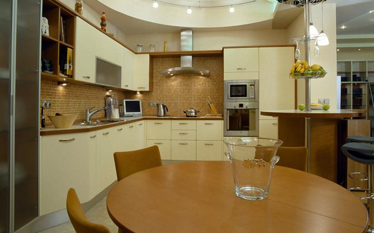 интерьер кухни - фото № 594