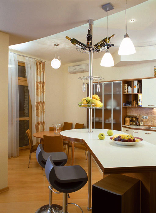 интерьер кухни - фото № 595