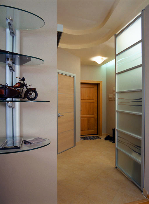 Квартира. холл из проекта , фото №5771