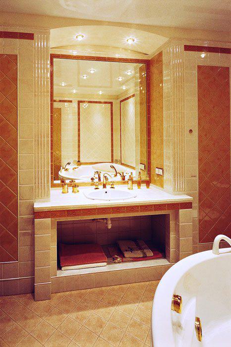 ванная - фото № 1415