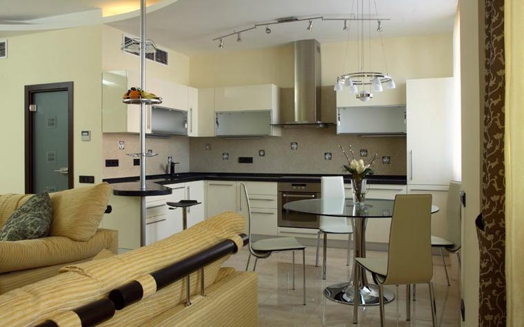 Фото № 14 кухня  Квартира