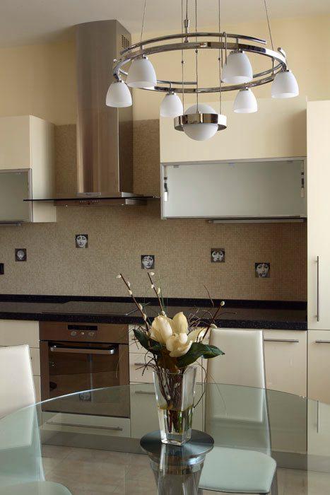 Фото № 6042 кухня  Квартира