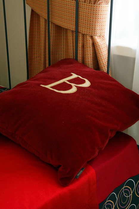 интерьер спальни - фото № 6043