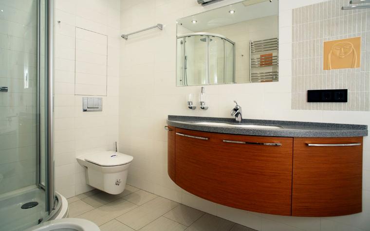 интерьер ванной - фото № 1390