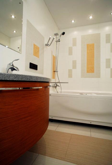 интерьер ванной - фото № 1391