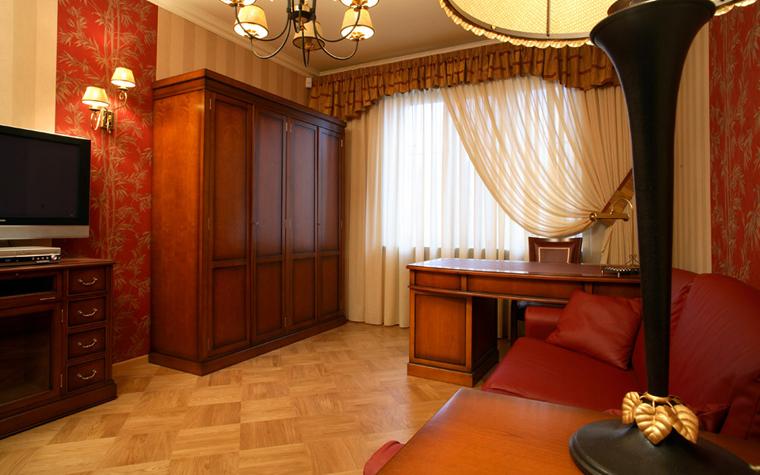 Квартира. кабинет из проекта , фото №616