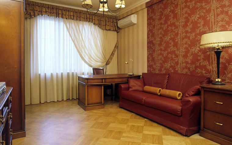 Квартира. кабинет из проекта , фото №5709