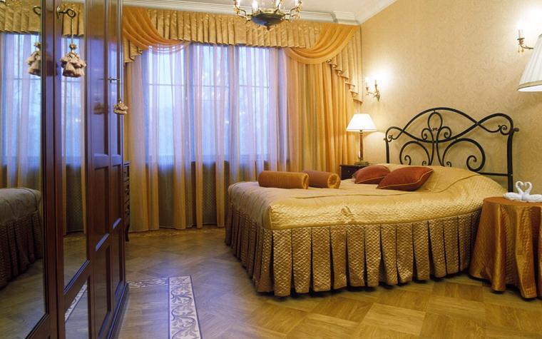 Квартира. спальня из проекта , фото №622