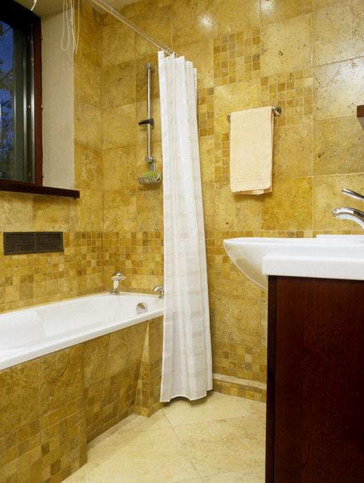 Квартира. ванная из проекта , фото №1417