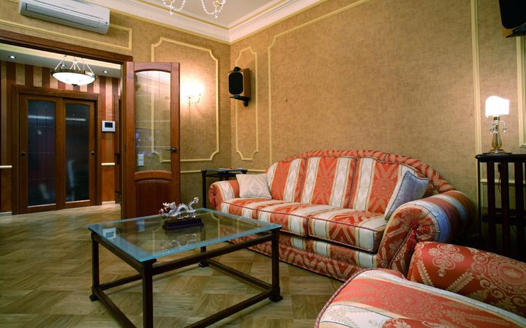 Квартира. гостиная из проекта , фото №614