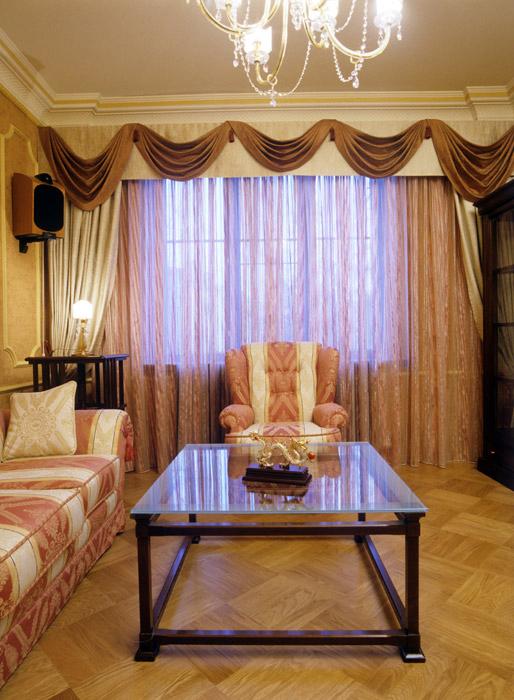 Фото № 615 гостиная  Квартира