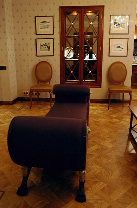 Квартира. гостиная из проекта , фото №634