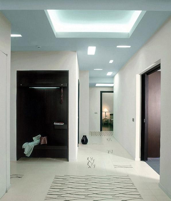Квартира. холл из проекта , фото №724