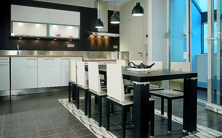 Квартира. столовая из проекта , фото №720