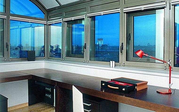 Квартира. кабинет из проекта , фото №6059