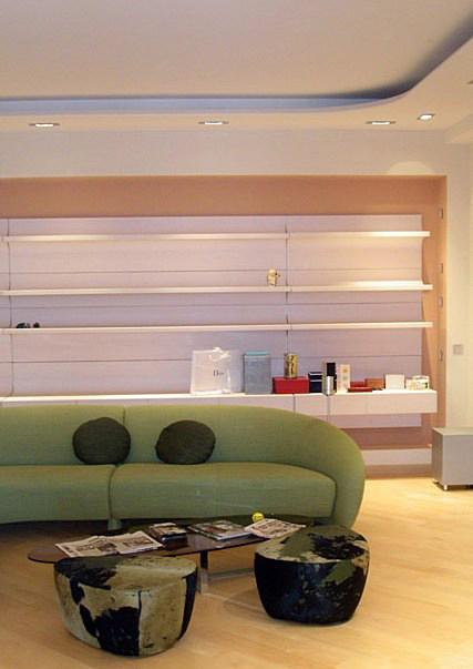 интерьер гостиной - фото № 6104