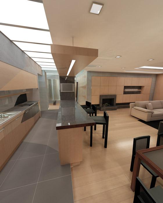 Фото № 758 кухня  Квартира