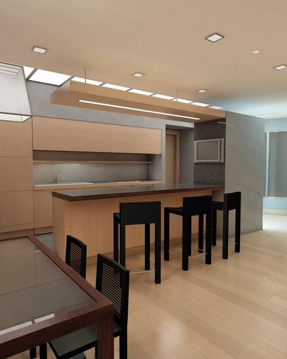 Фото № 759 кухня  Квартира
