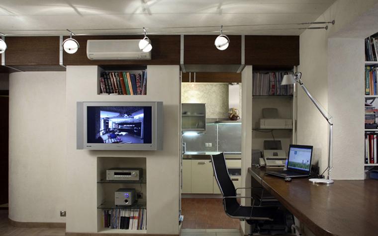 интерьер кабинета - фото № 36