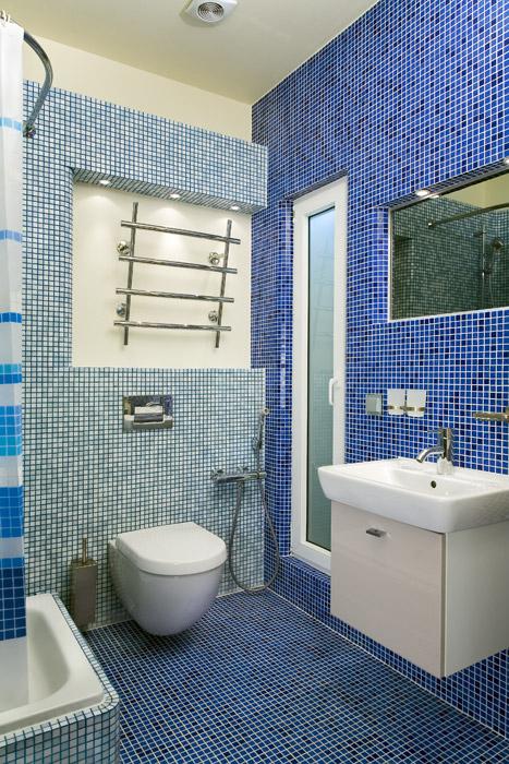интерьер ванной - фото № 1377