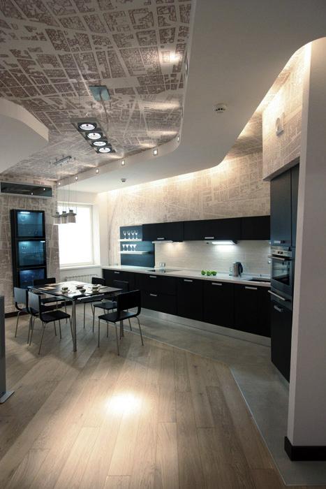 Фото № 200 кухня  Квартира