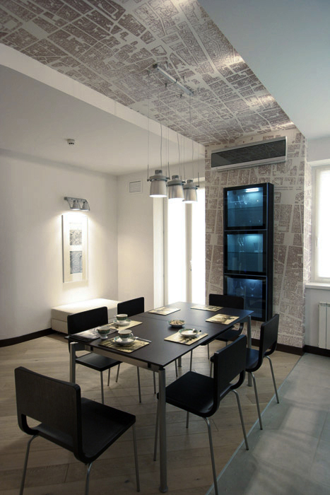 интерьер кухни - фото № 224