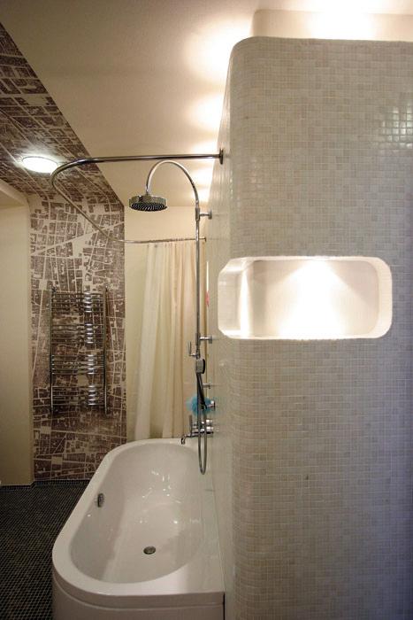 Квартира. ванная из проекта , фото №1379