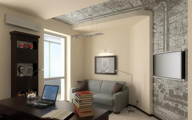 Квартира. кабинет из проекта , фото №194