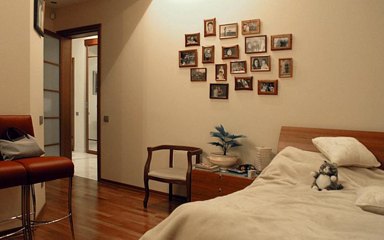 Квартира. спальня из проекта , фото №264