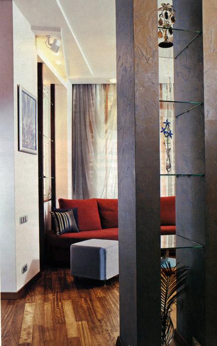Фото № 1005 гостиная  Квартира