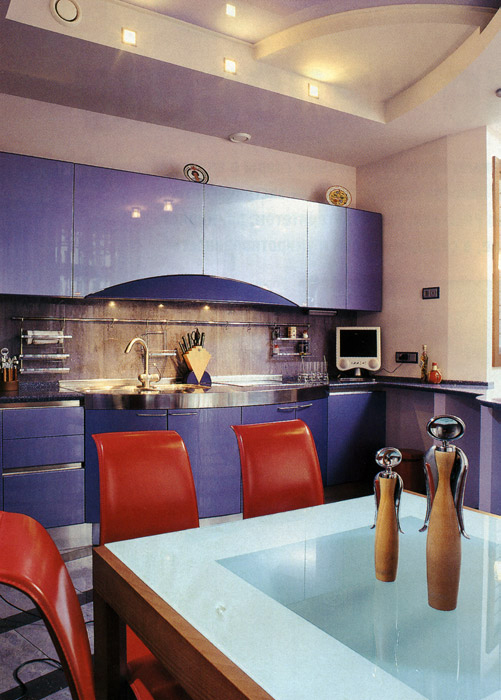 Фото № 1012 кухня  Квартира