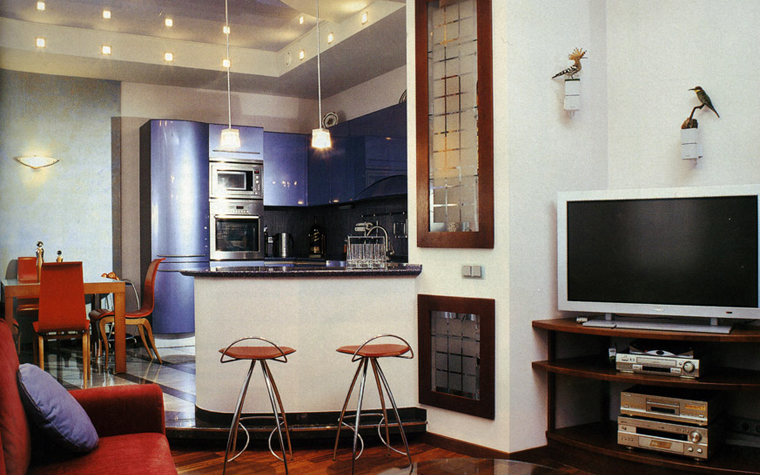 кухня - фото № 1019