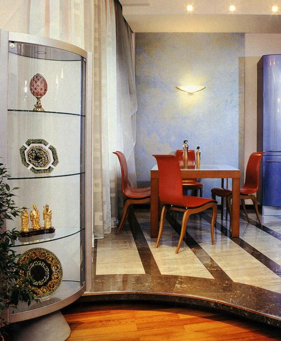 Фото № 1014 кухня  Квартира
