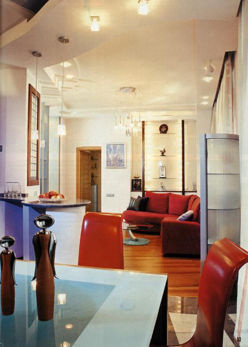 Фото № 1017 гостиная  Квартира