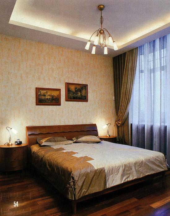 спальня - фото № 1009