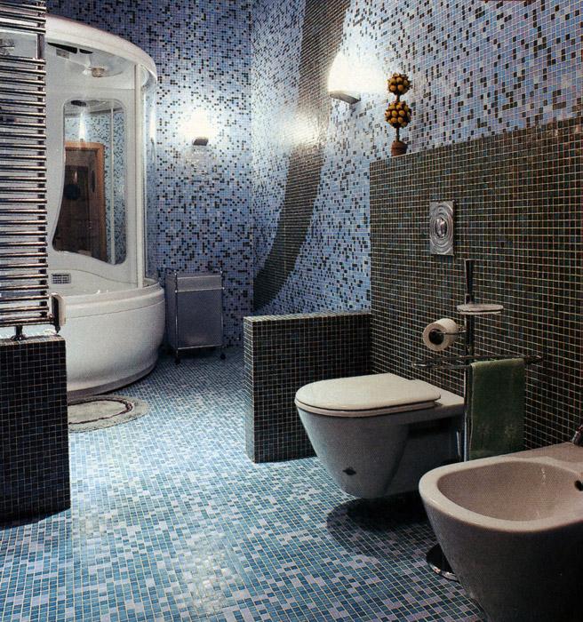 ванная - фото № 1018