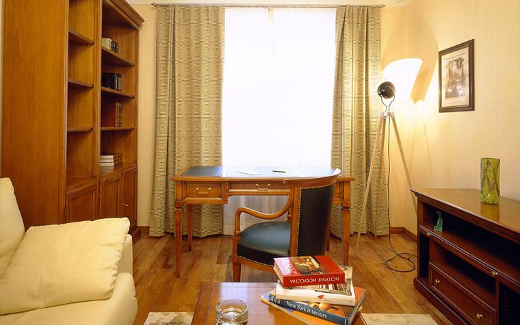 интерьер кабинета - фото № 2370