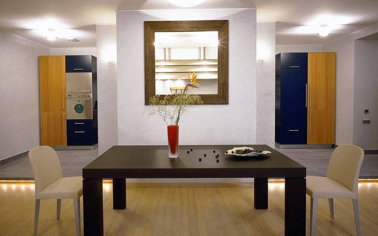 Квартира. гостиная из проекта , фото №2369