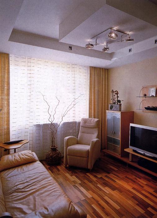 гостиная - фото № 1023