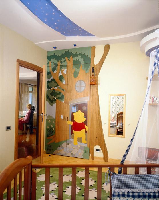 Фото № 1039 детская  Квартира